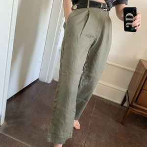TROIS trouser style pant!